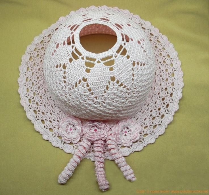 Crochet Patterns Ponytail Hats : Ponytail Hat free crochet graph pattern Crochet Pinterest
