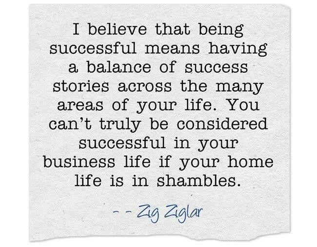 Business Quotes Zig Ziglar Success Image