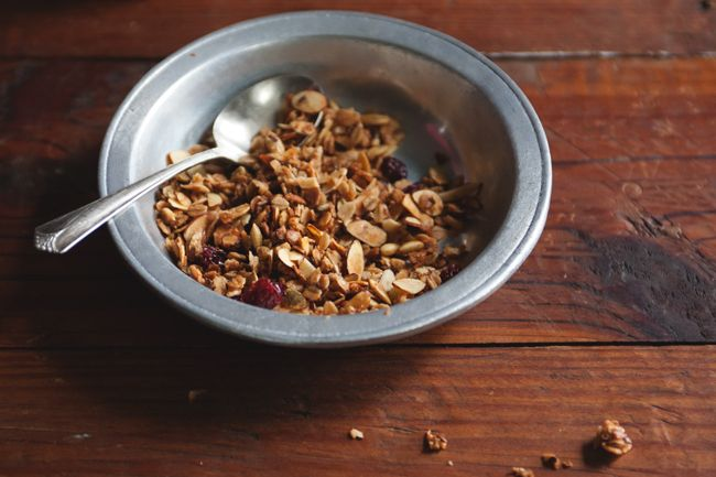 pumpkin pie spice granola ingredients | Holiday and Party Ideas! Gift ...