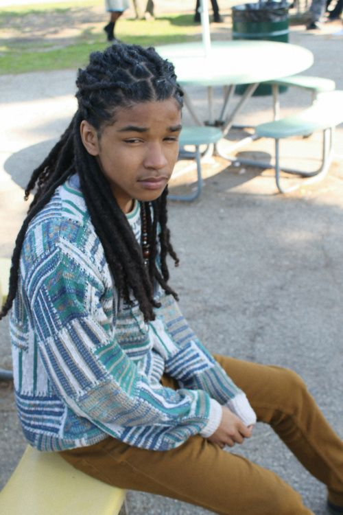 Cute Guy with Dreads