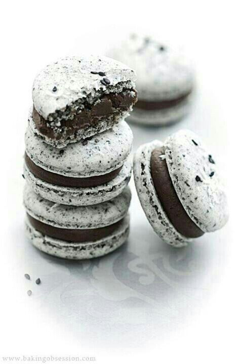 Oreo macaroons | Food | Pinterest