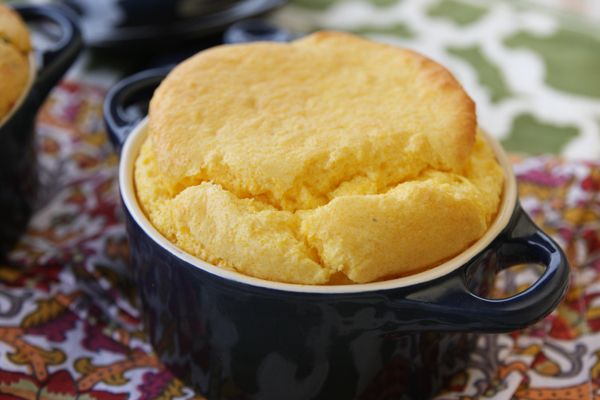 Sweet Corn Spoonbread from Our Best Bites