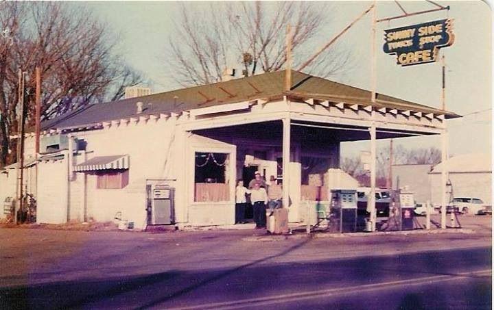 Sunny side Restaurant. | Clarksville, Arkansas | Pinterest