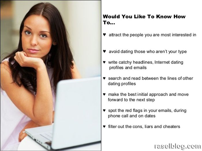 Write a good online dating profile