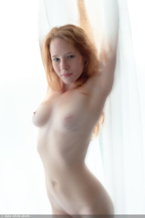 Nude Redhead Model 38
