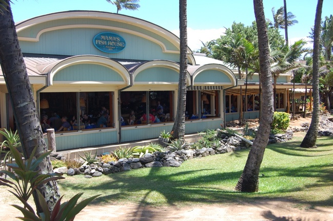 mama 39 s fish house paia maui favorite restaurants