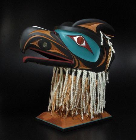 mask with detail northwest native american masks pinterest