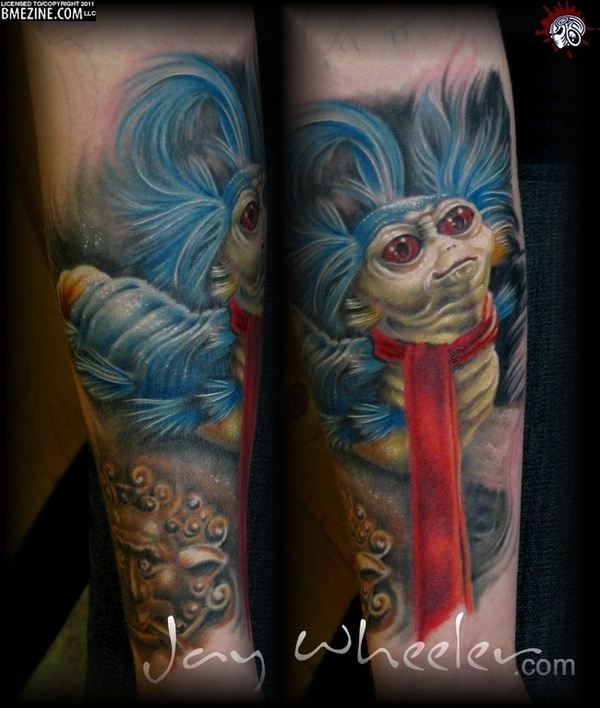 Labyrinth Worm Quotes. QuotesGram Labyrinth Movie Tattoo