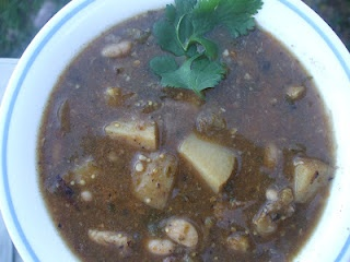 Pork & tomatillo stew | Recipes - Entrees/Beef & Pork | Pinterest