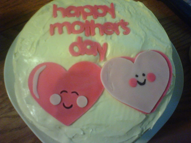 Cake Designs Mother S Day : Mothers Day Cake Mother s Day Ideas Pinterest