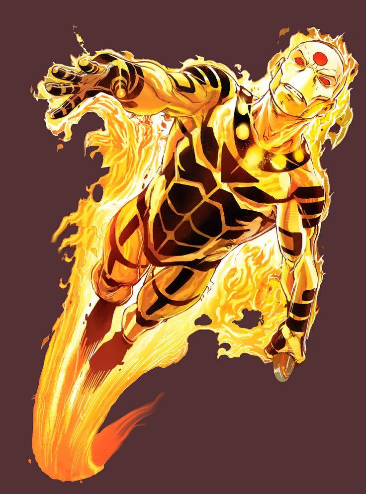 sunfire comics marvel sunfire comic art pinterest