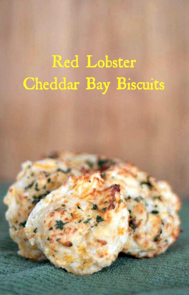 Red Lobster Cheddar Bay Biscuits | Food! | Pinterest