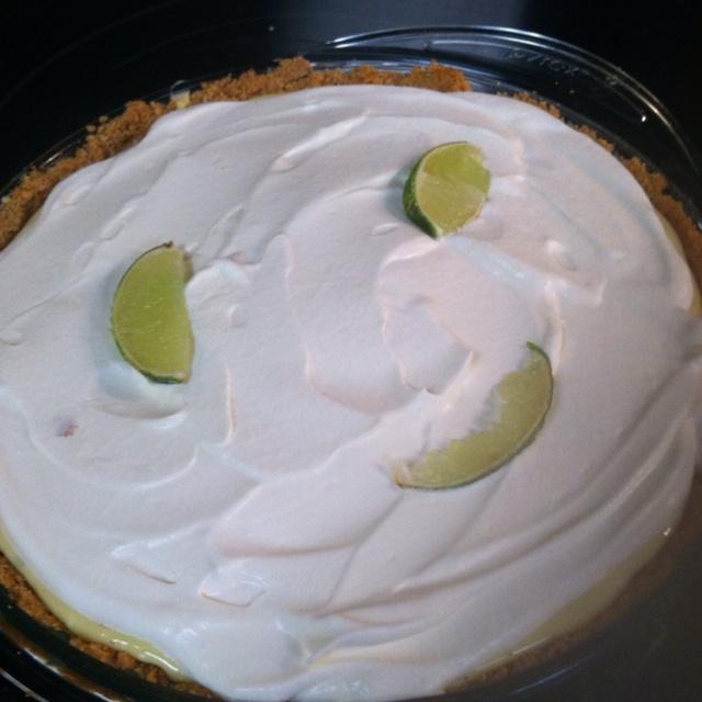 frozen key lime pie | .sweets. | Pinterest