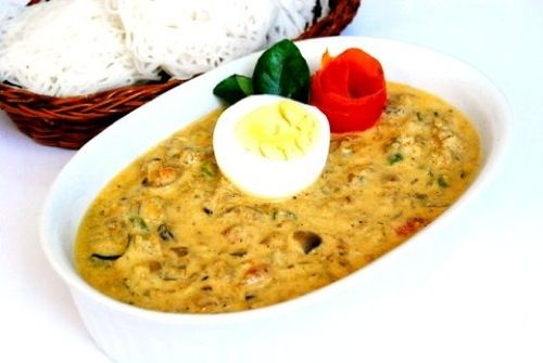 Scrambled Egg Curry | Recipes with Eggs | Pinterest