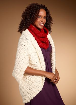 Crochet X-Stitch Shrug Free Pattern : Simply Shrug crochet pattern Crochet Projects Pinterest