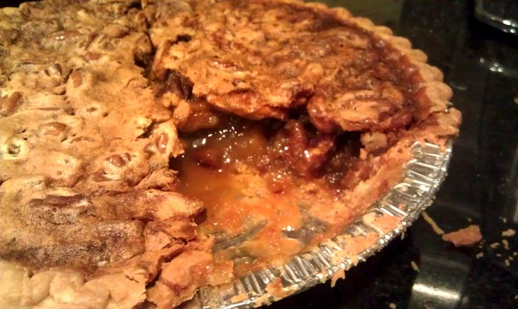Pioneer Woman's Pecan Pie Recipe — Dishmaps