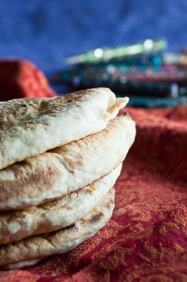 Afghani naan Bread