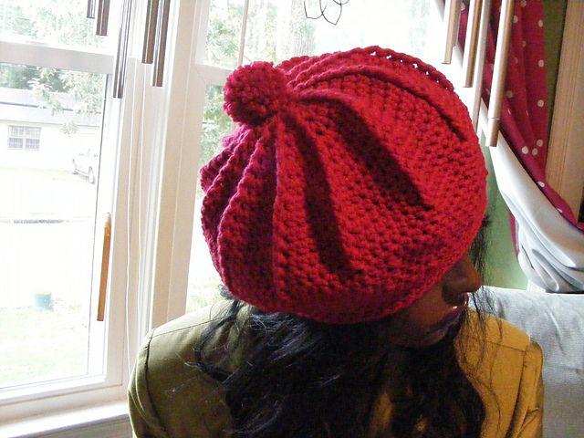 Hat Pattern by Sherry Etheridge ~via Ravelry