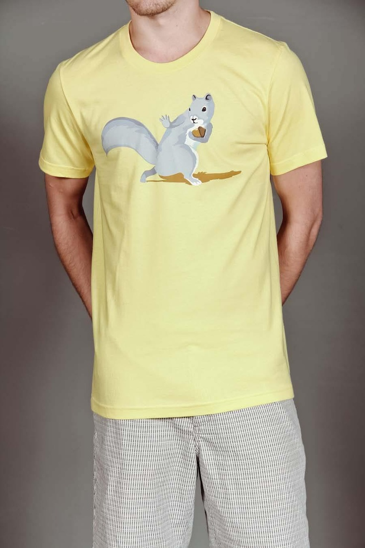 Threadless All-Conference Squirrel Tee