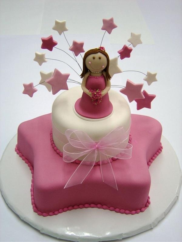 15th Birthday cake - very cute.  Girls & highschool Girls cakes  Pi ...