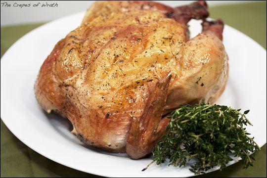 Thomas Keller's Roast Chicken | winner winner chicken dinner ...