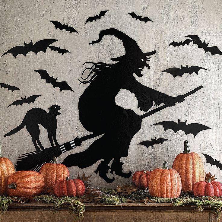 Comwitch Home Decor : witch decor  Halloween  Pinterest