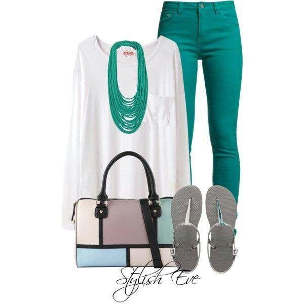 turquesa blanco y gris