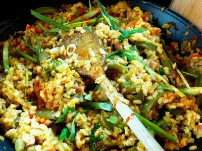 Thai style fried rice | Food | Pinterest