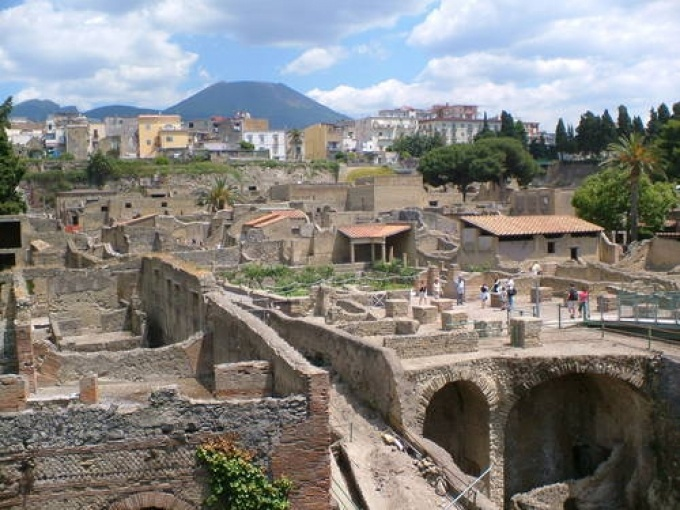 Ercolano Italy  city photos gallery : Herculaneum Italy | ITALY HERCULANEUM | Pinterest