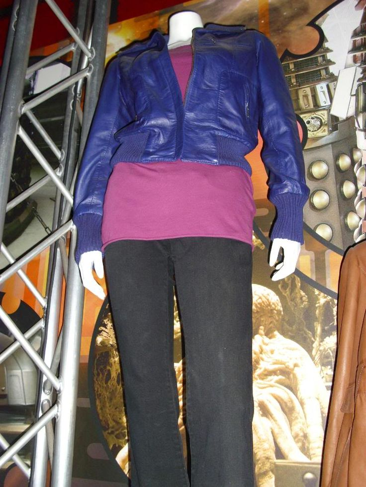 Rose Tyler's costume from The Stolen Earth