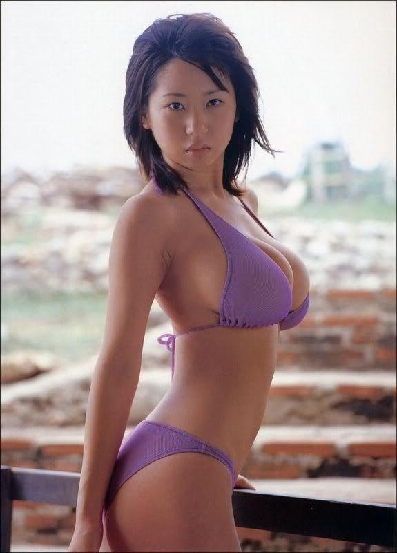 Hot Asian Bikini