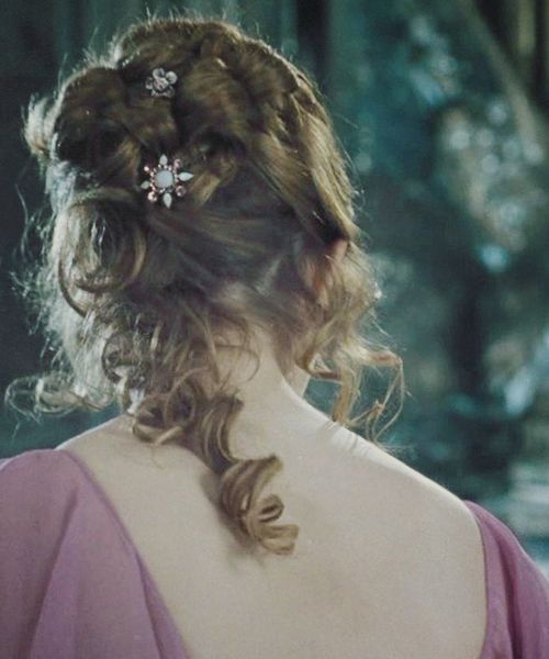 hirthick roshan krish movie hair style : ... hair will be like Hermiones hair at the Yule Ball Hermione Granger