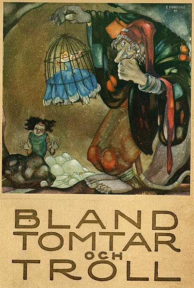 Bland Tomtar and the Troll