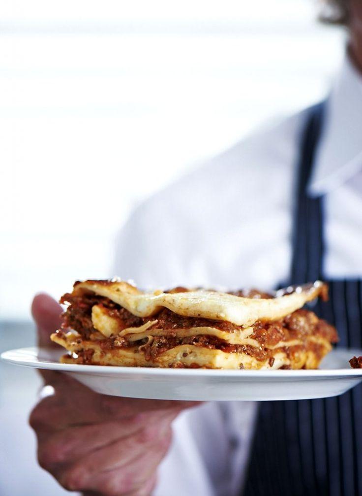 Lasagne alla bolognese | Pasta | Pinterest