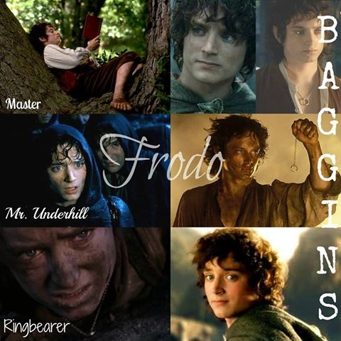 From Ringers Not Alone Facebook page.   Windows to Frodo's Soul