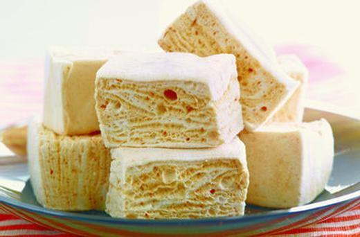 Sea Salt Caramel Swirl Marshmallows | Wedding Stuffs | Pinterest