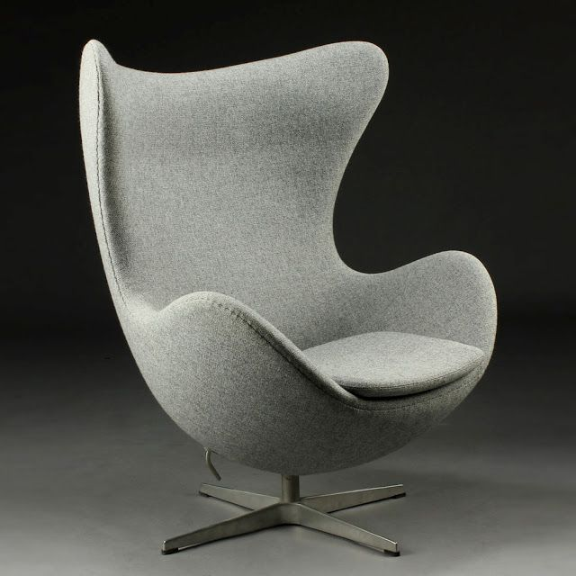 fritz hansen arne jacobsen egg chair david hicks pinterest. Black Bedroom Furniture Sets. Home Design Ideas