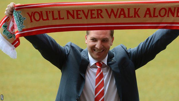 Brendan Rodgers wants his name to be among the clubs greatest.