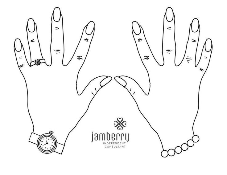 jamberry coloring pages - photo#2