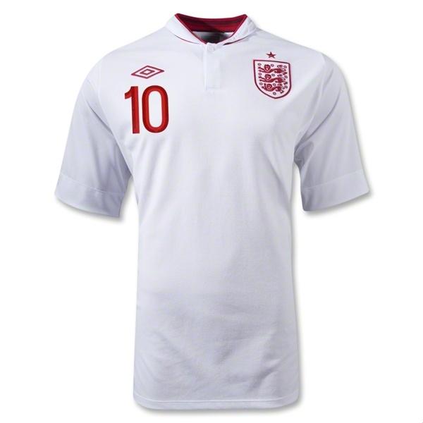 Wayne Rooney England Jersey