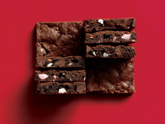 Chocolate Peppermint Bar Cookies | Cookies | Pinterest