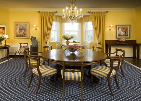 yellow dining room lighting ideas for the future home