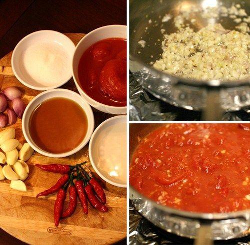 Homemade Sriracha | I like food. | Pinterest