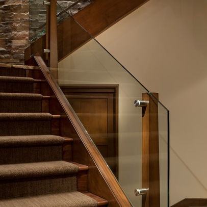 Best Staircase With Glass Panels For The Home Pinterest 400 x 300