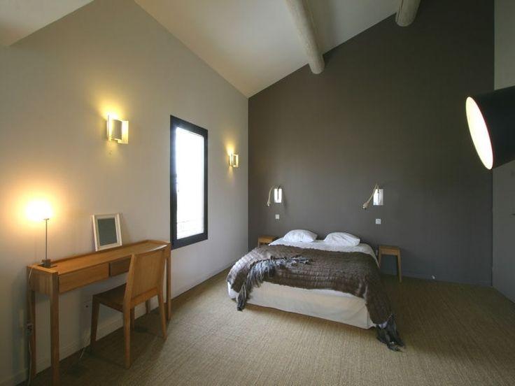Awesome Chambre Grise Et Taupe Idees - Idées décoration intérieure ...