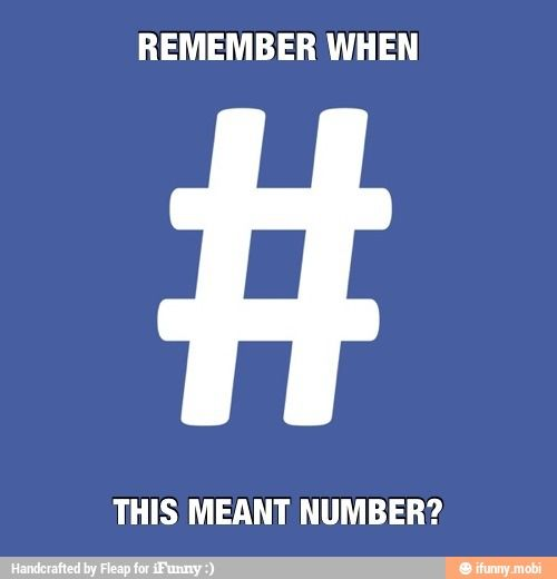 Hashtags For Facebook