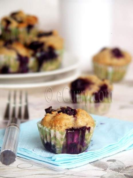 Blueberry Lime Muffins | Snackies | Pinterest