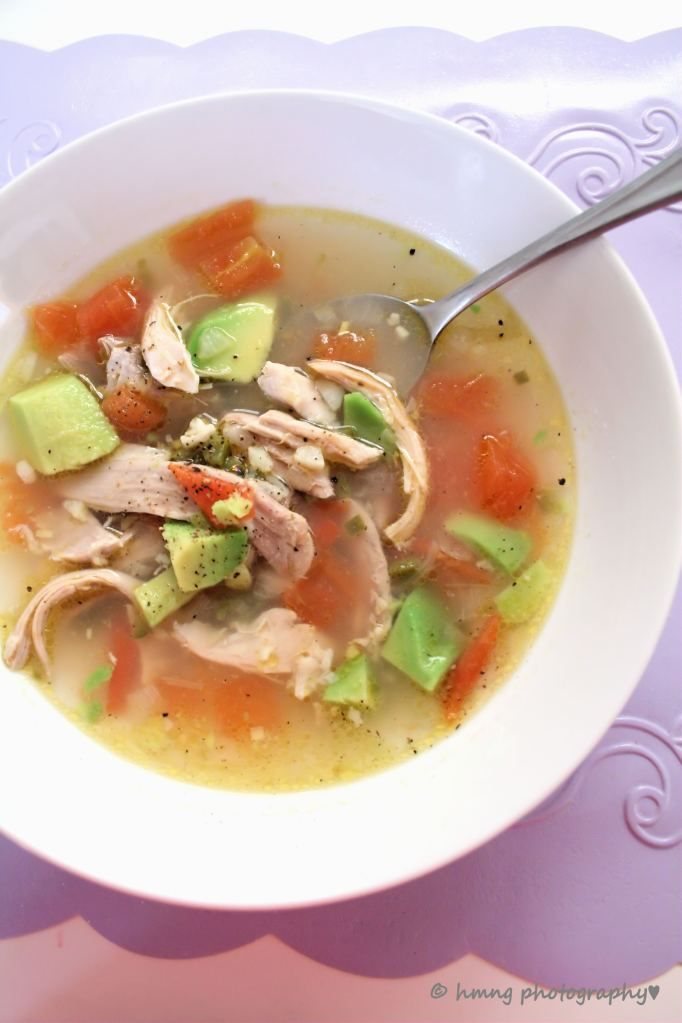 Chicken Avocado Soup | Recipes | Pinterest