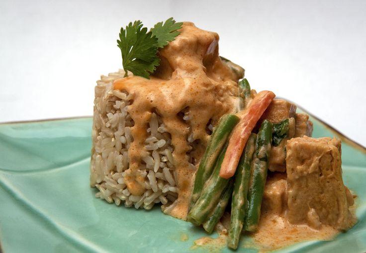 Thai Tofu Curry | Vegetarian Goodies | Pinterest