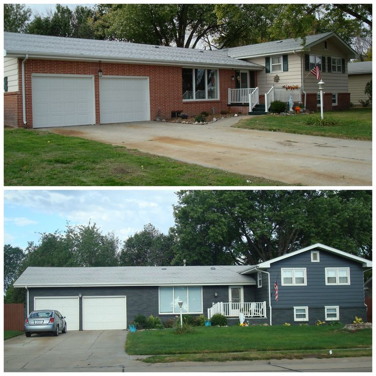 Small House Exteriors moreover 512284526336533157 also Ae830e64d278490f together with Fascinating Sher Residence Exterior Modern Grey Garage Door moreover Mid Century Modern Addition Truro Midcentury Exterior Boston. on ranch exterior color schemes